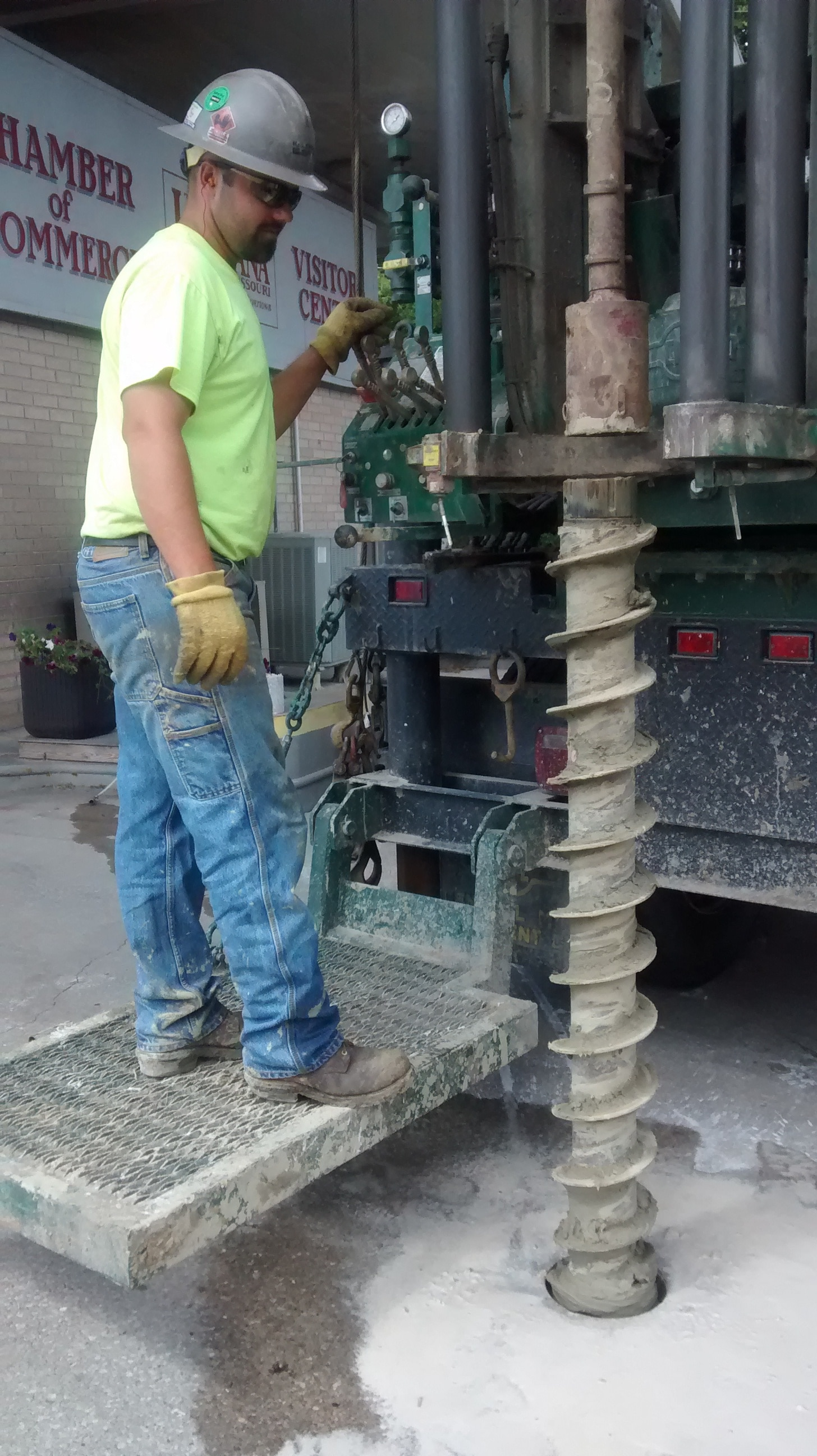 Geotech Drilling
